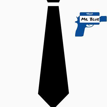 Mr. Blue by shogunpete