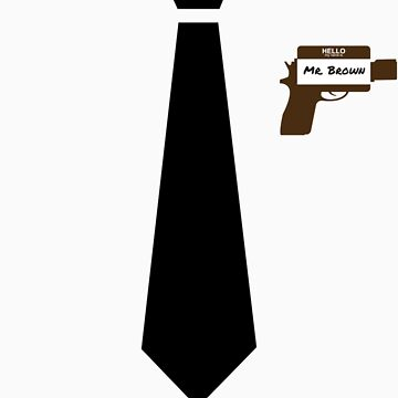 Mr. Brown by shogunpete