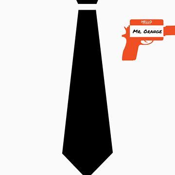 Mr. Orange by shogunpete
