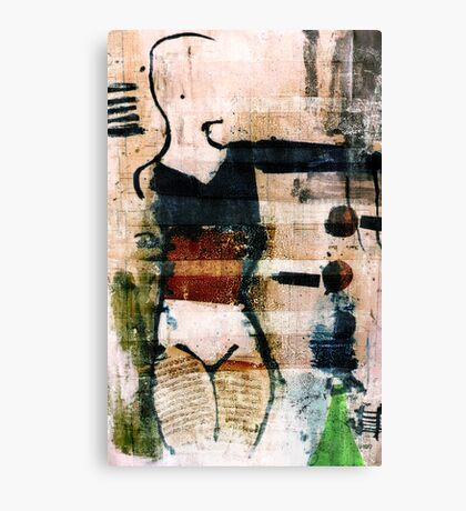 dancer 3 v1 Canvas Print