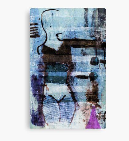 dancer 3 v2 Canvas Print