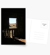 ROOM WITH A VIEW Postcards