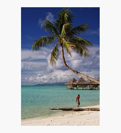 """ South Pacific "" Photographic Print"