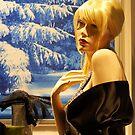 Mall Window Beauty by Skabou