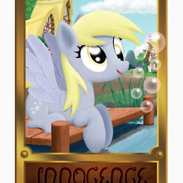 Derpy Hooves - Element of Innocence by nimaru