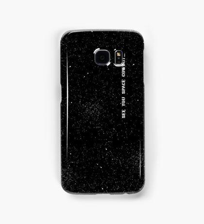 See You Space Cowboy Samsung Galaxy Case/Skin