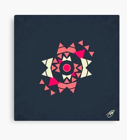 Satellite 2 Canvas Print