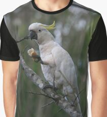 Sulphur Crested Cockatoo Graphic T-Shirt