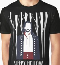 Ichabod Crane Graphic T-Shirt