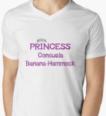 Princess Consuela Banana-Hammock Men's V-Neck T-Shirt