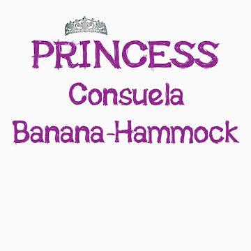Princess Consuela Banana-Hammock by csztova