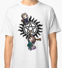 Hold On_Black version Classic T-Shirt