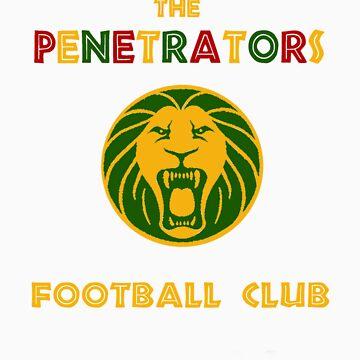 The Penetrators by minghiabro