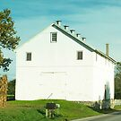 Lancaster PA farmstead by Penny Fawver