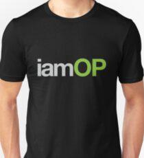 iamOP T-Shirt Unisex T-Shirt