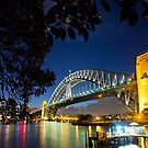 The Sydney Harbour Bridge by Dev Wijewardane
