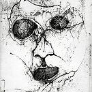 Self-portrait by waldekart