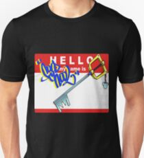 "Kingdom key- ""old school"" T-Shirt"