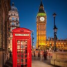 London Icons by Colin White