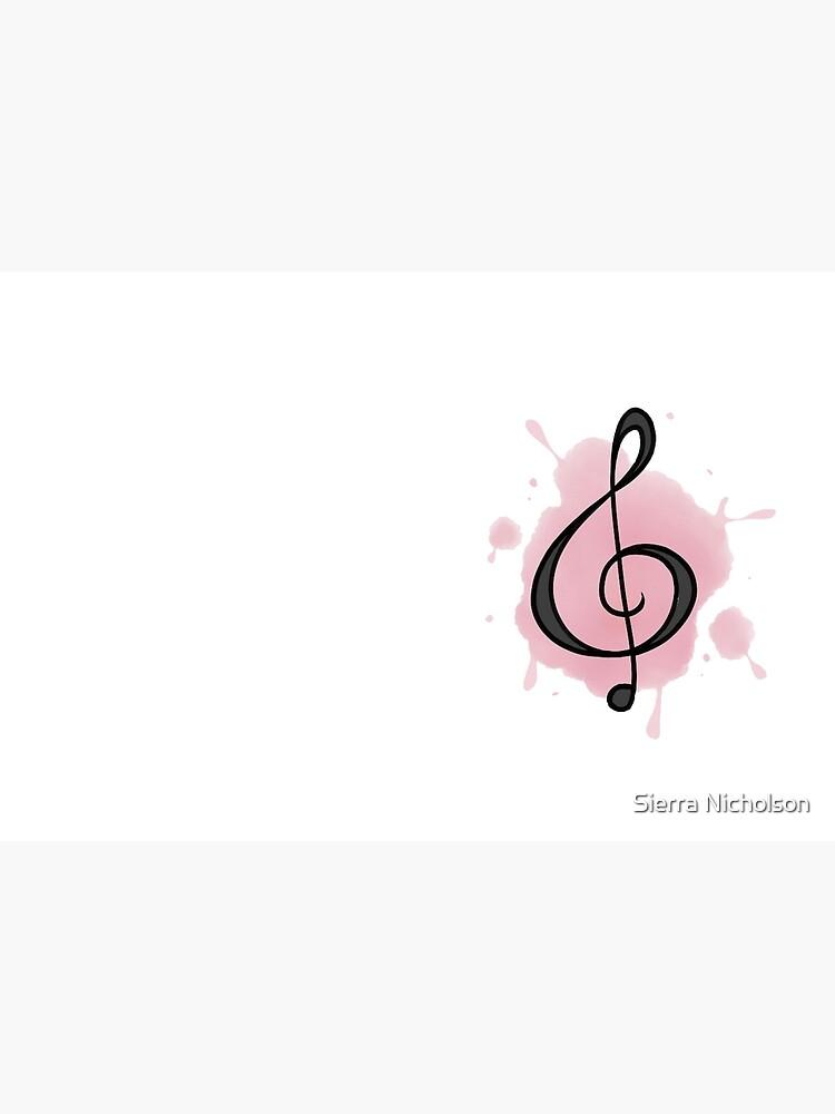 Watercolor Music de sierranicholson