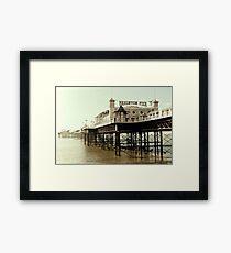 Brighton Palace Pier Framed Print
