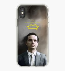 Moriarty portrait iPhone Case