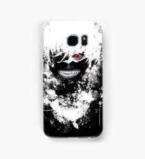 Tokyo Ghoul - The Eyepatch Ghoul (Black Version) Samsung Galaxy Case/Skin