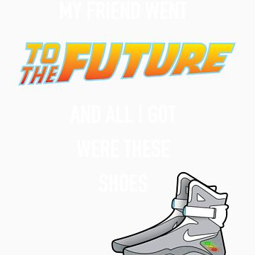 Future Gifts: Power Laces by xeniusmedia