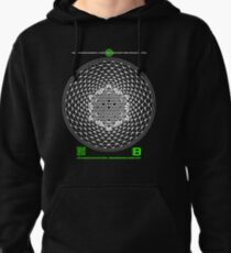 META PHI 22 BY VII23 - DEC 2012 - OFFICIAL MERCH Pullover Hoodie