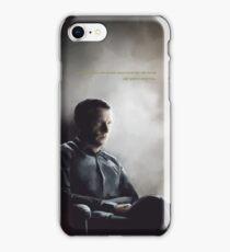 John Watson  portrait iPhone Case/Skin