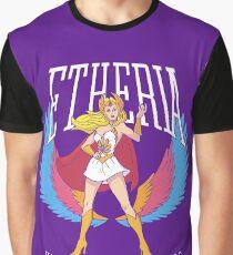 Etheria's Heroine Graphic T-Shirt