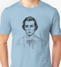 Buster Keaton Johnny Gray shirt version 2 Unisex T-Shirt