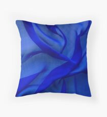 Tule background IV Throw Pillow