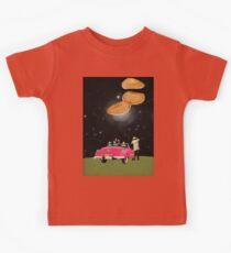 Unidentified flying object Kids Tee