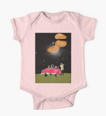 Unidentified flying object One Piece - Short Sleeve