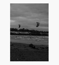 Water Kites Photographic Print