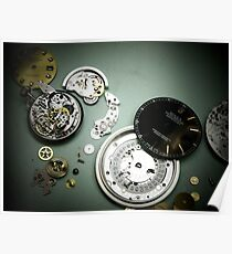 ROLEX movement  Poster