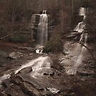 The Twin Falls on the Eastotoe by DHParsons