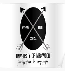 University of Mirkwood Poster