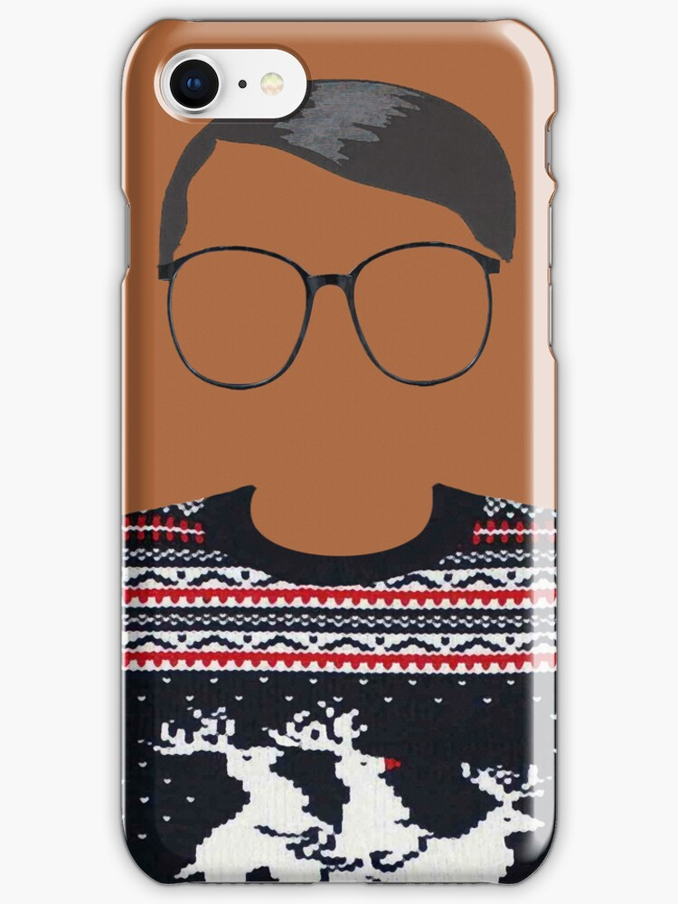 Hipster Ugly Sweater by Brit Sigh