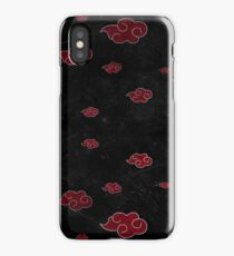 Akatsuki clouds  iPhone Case