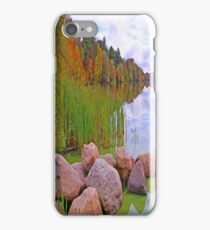 Rib Lake iPhone Case iPhone Case/Skin