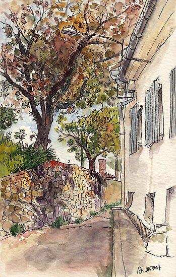 Guindo by Adolfo Arranz