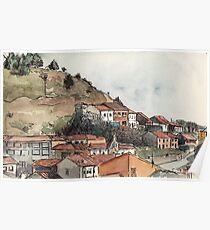 Guardo's houses Poster