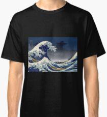 Great Wave: Kanagawa Night Classic T-Shirt