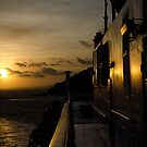 Med Cruise - Sunset no. 3 by janrique