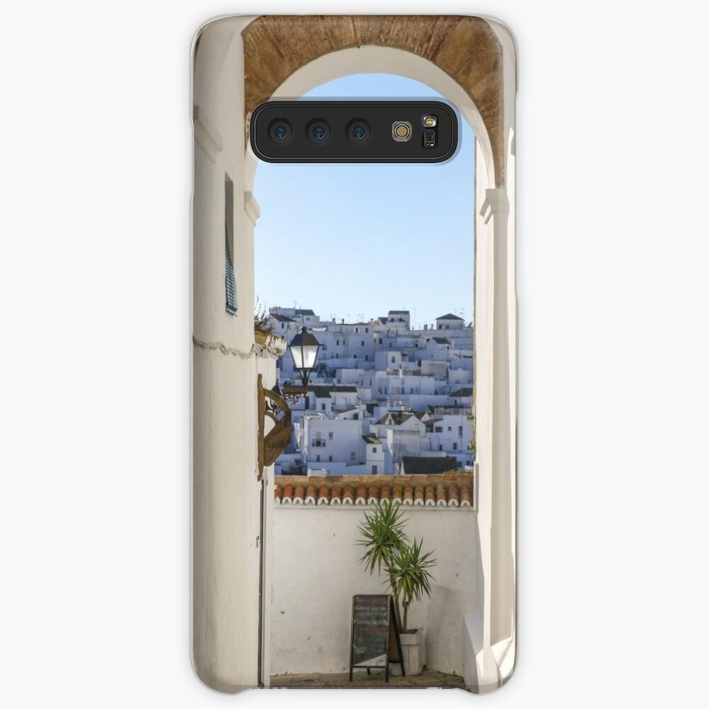 Spanish Views Case & Skin for Samsung Galaxy
