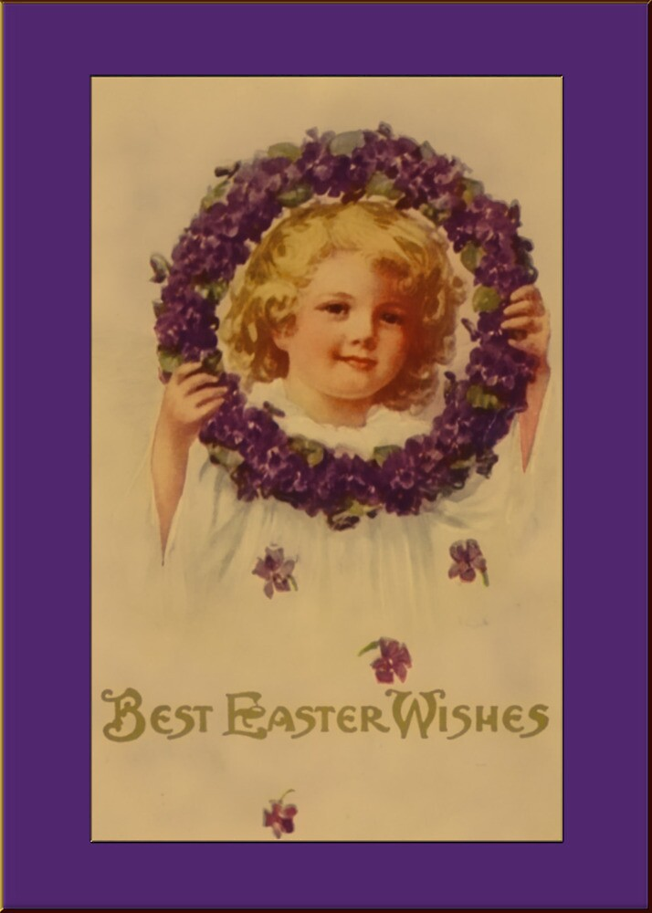 Best Easter Wishes Greetings by Yesteryears