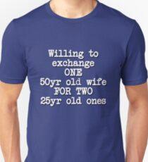 Irresistible Offer Unisex T-Shirt