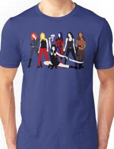 Women of the Whedonverse   T-Shirt